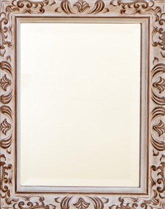 Espelho Moldura Clássica 49 CM x 39 CM
